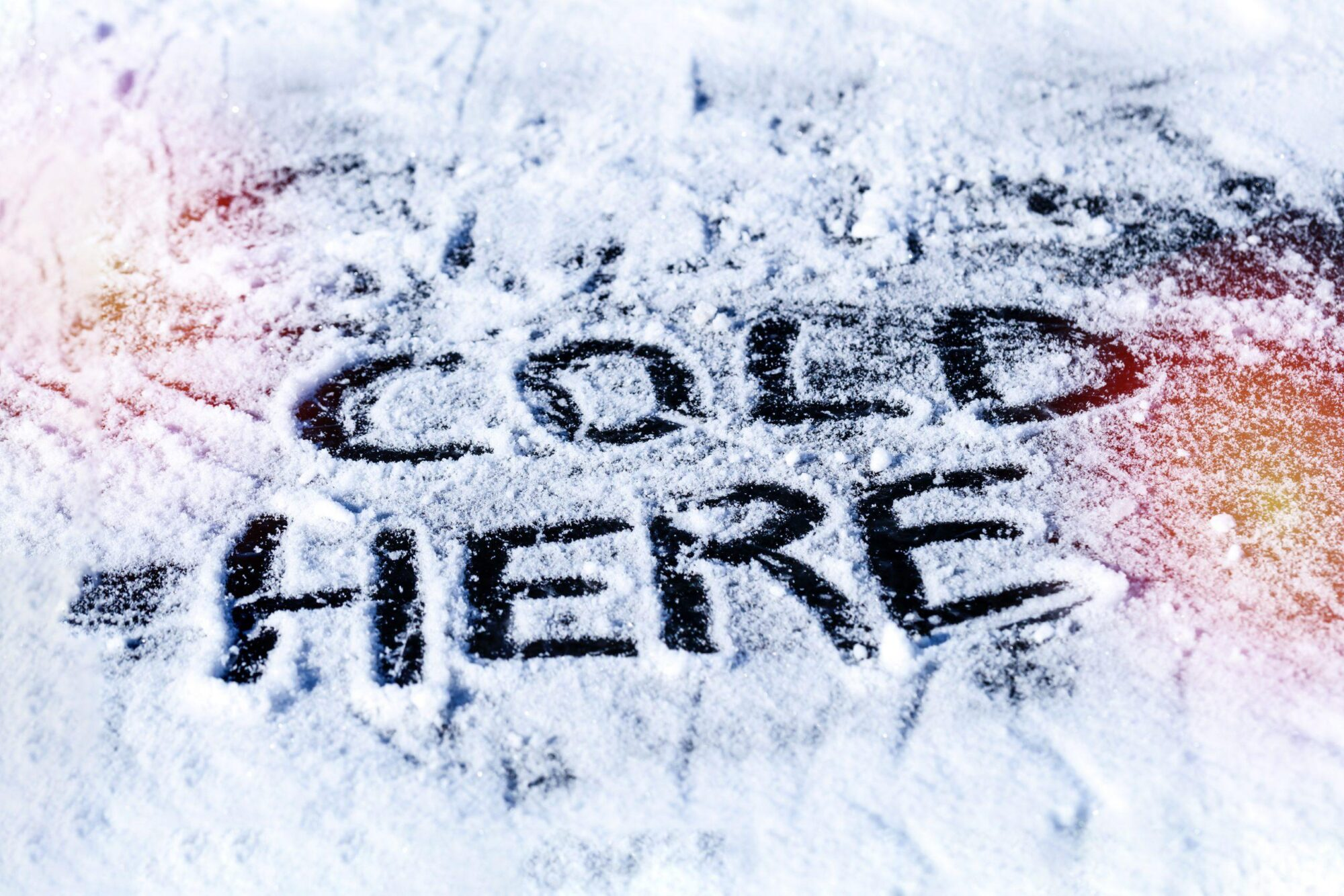 Cold at your place?