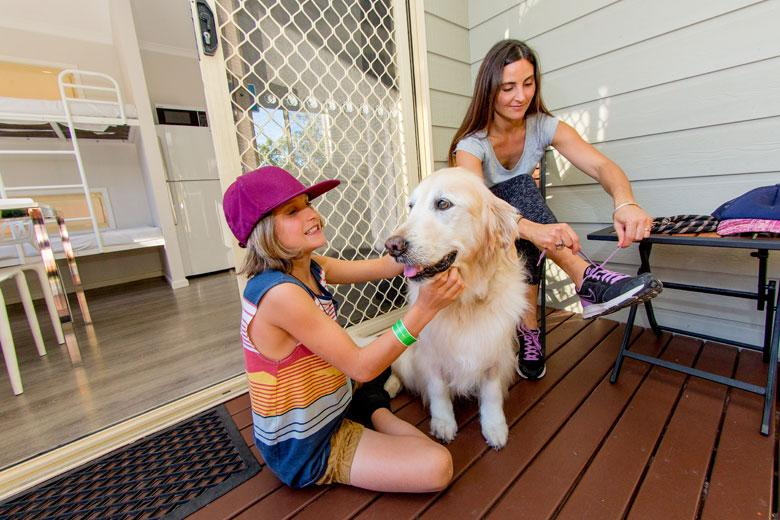 Helensvale's Big 4 Holiday Park takes 3rd