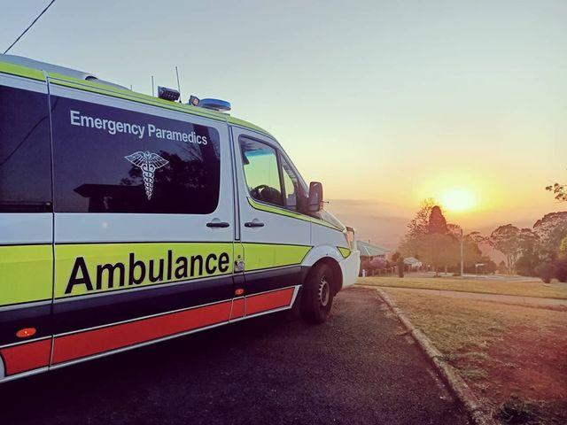 Three people in hospital after quad bike accident