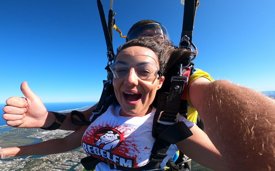 A mistake nearly stopped my cool skydive experience
