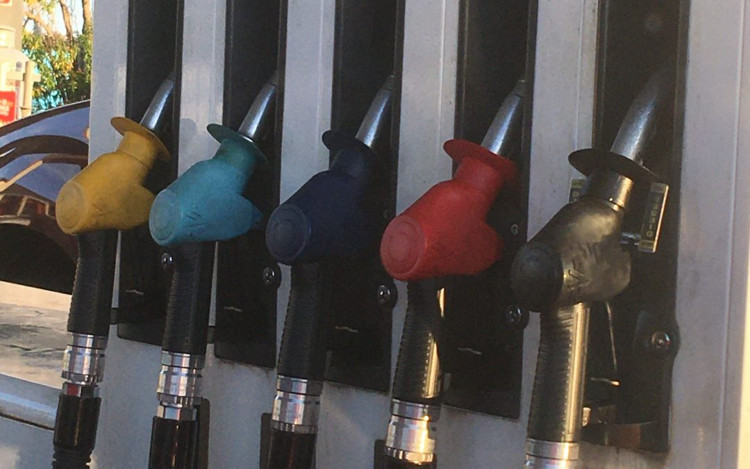 Petrol Prices hit all time high