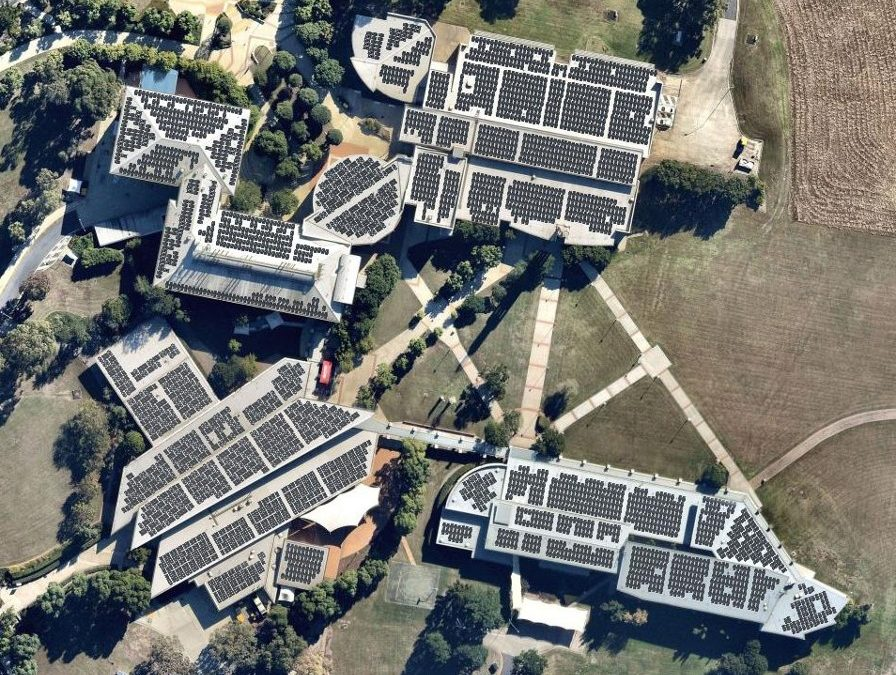 Research shows options for powering Logan City's renewables future
