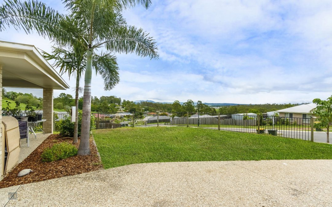 Price reduced – Elevated and offering stunning scenic views