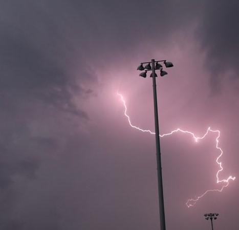 Overnight storms bring blackouts to Logan City
