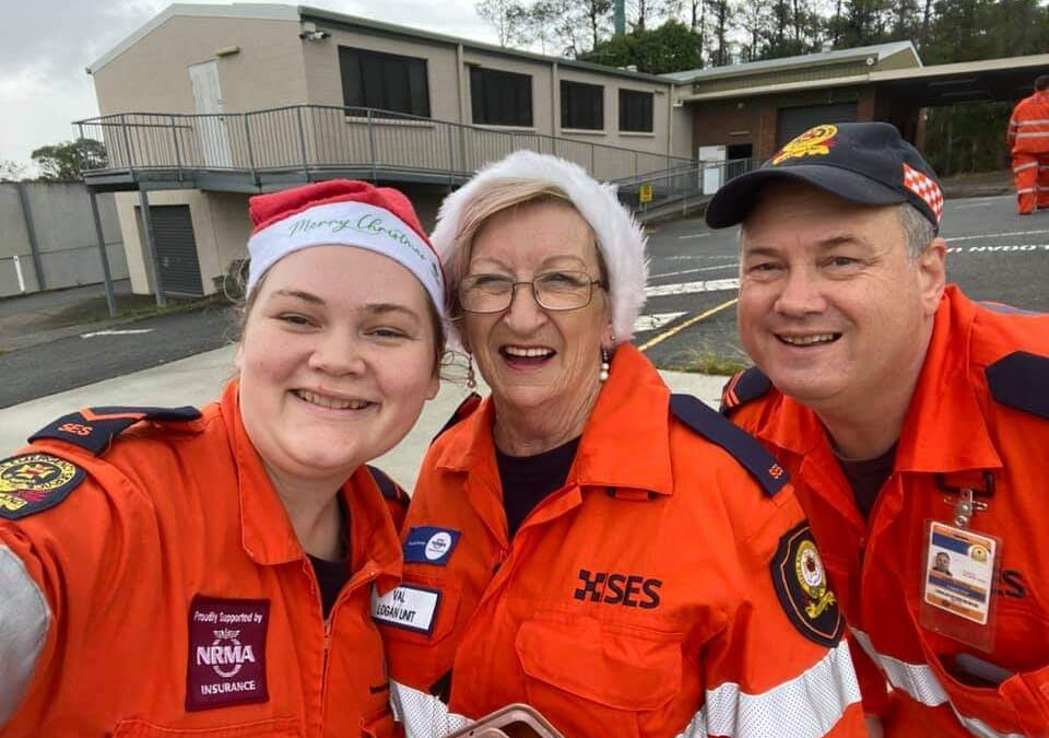Logan's Heroes | Val Wong, raising funds for locals