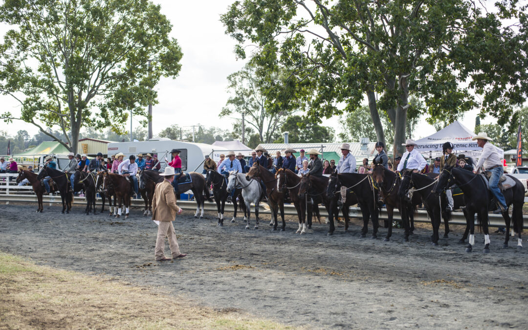 The Boonah Show to celebrate its 120th birthday next Friday and Saturday
