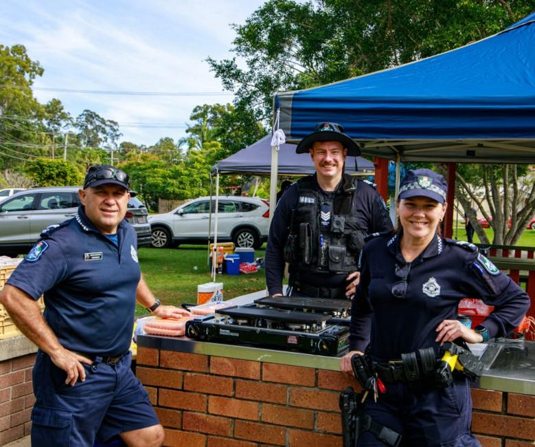 Logan police put on a special community day in Loganlea