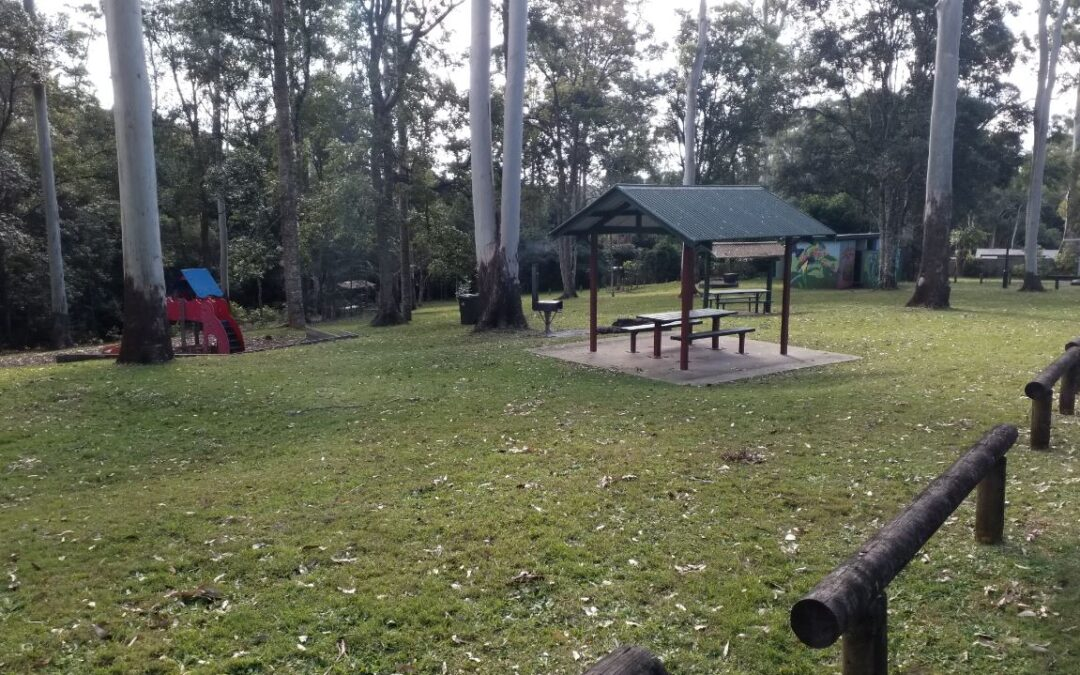 Vehicle proof fencing for Scenic Rim parks