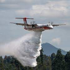 UPDATE: Air tanker due by month's end