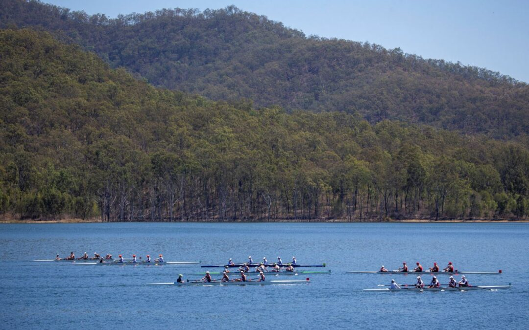 Scenic Rim to host 2032 Olympic rowing and canoeing
