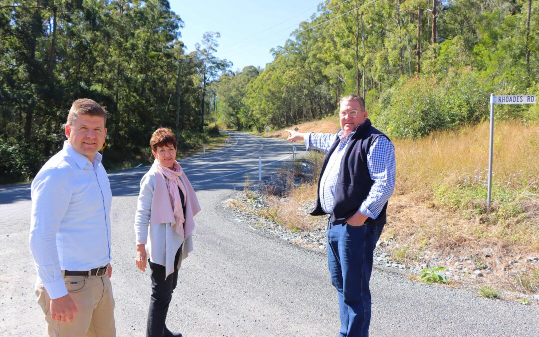 Black Spots in the Scenic Rim set to get safety upgrades