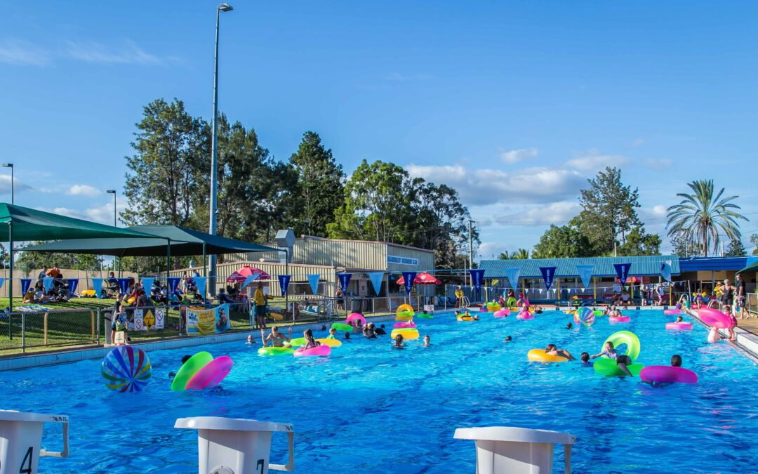 Scenic Rim pools set to reopen just in time for school holidays!