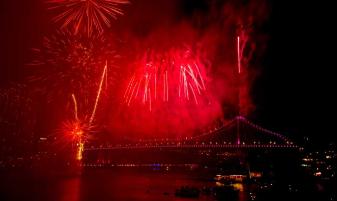 Logan City revellers urged to plan journeys wisely for Riverfire in Brisbane tomorrow