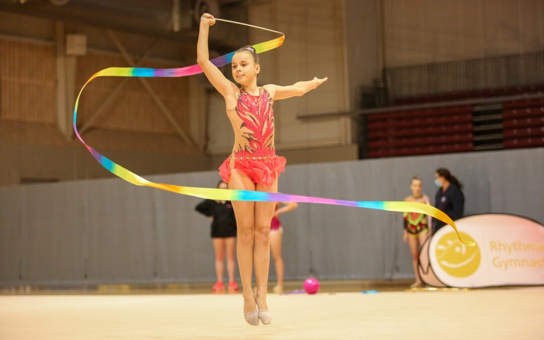 Gymnasts thrill at Queensland State Championships in Logan